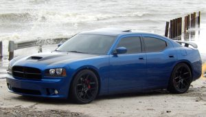 2010 Charger SRT-8 Manual Trans Swap