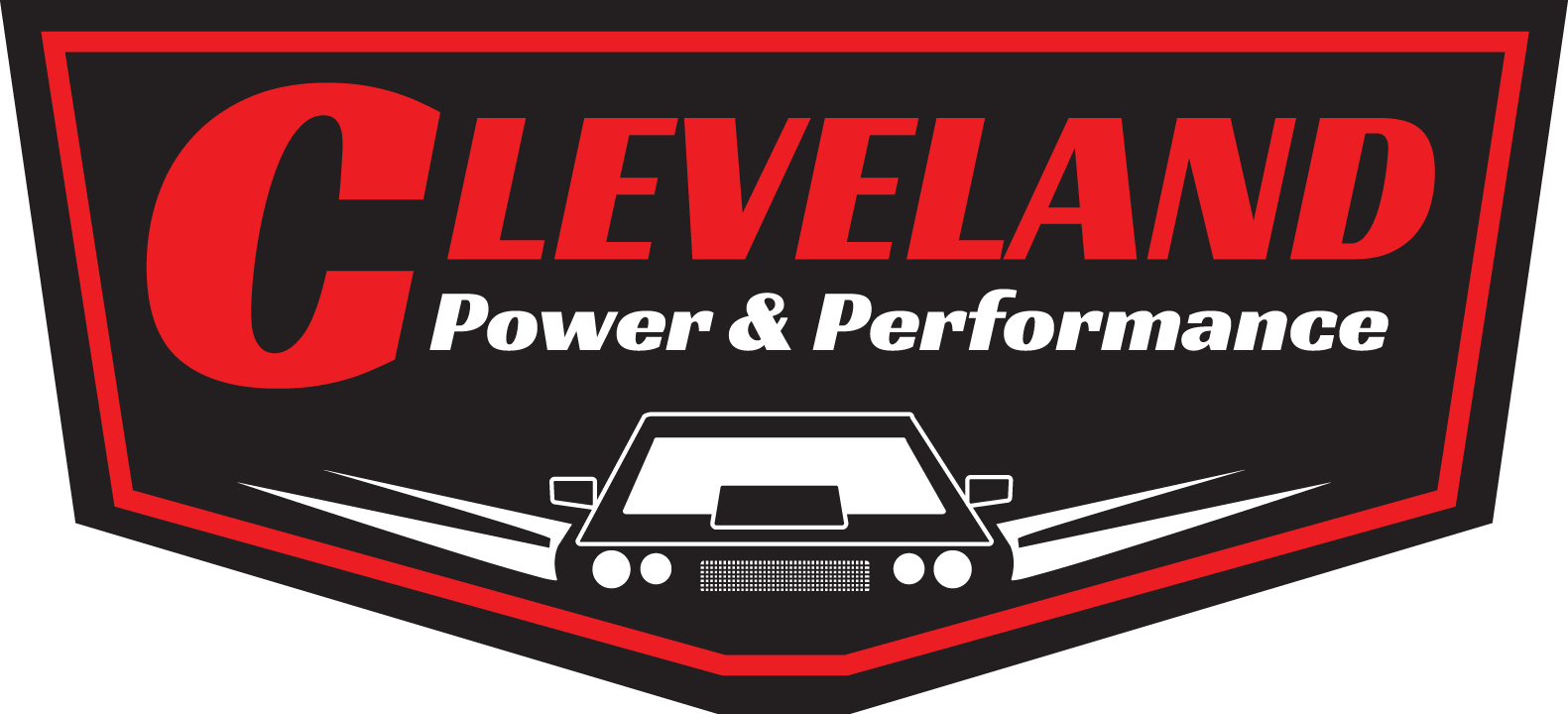 Cleveland Power & Performance Badge