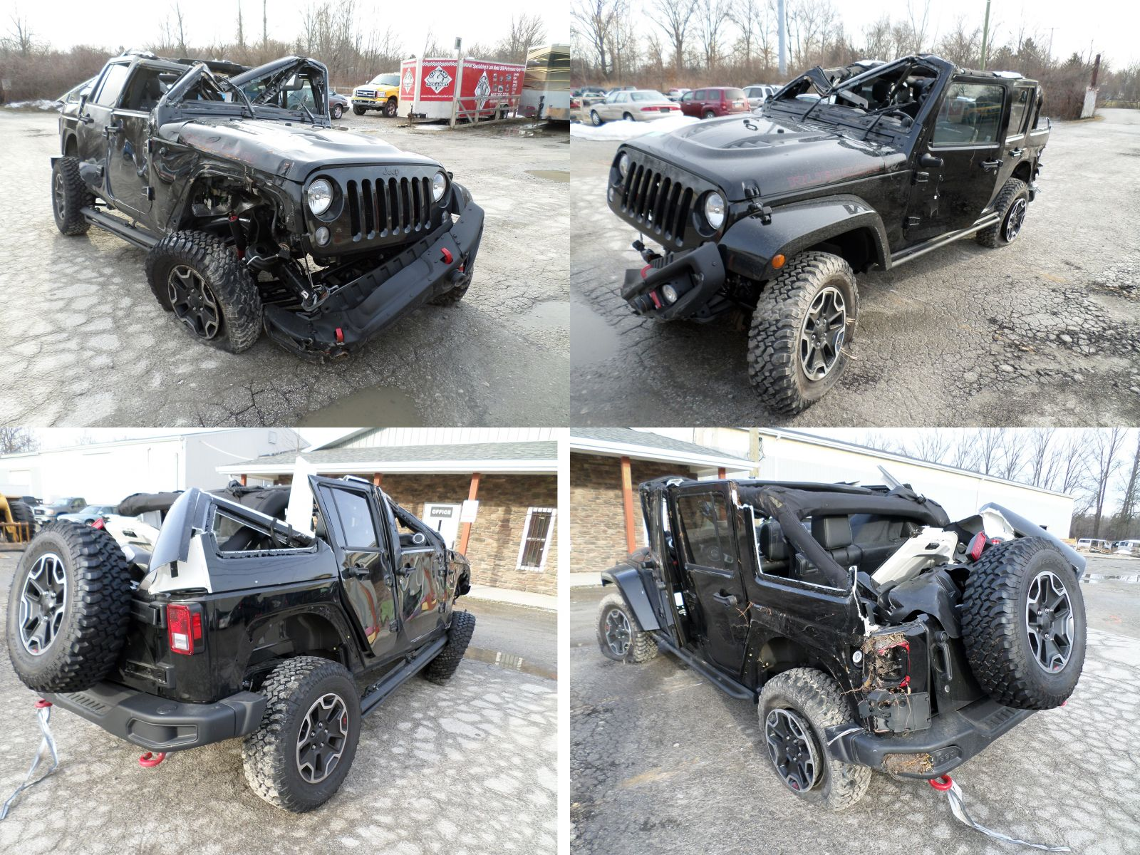 2014 Jeep Wrangler Unlimited Rubicon Cleveland Power & Performance