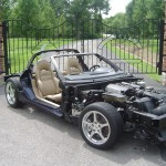 C5 DONOR CHASSIS