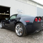 2013 C6 Grand Sport fresh water flood full rebuild