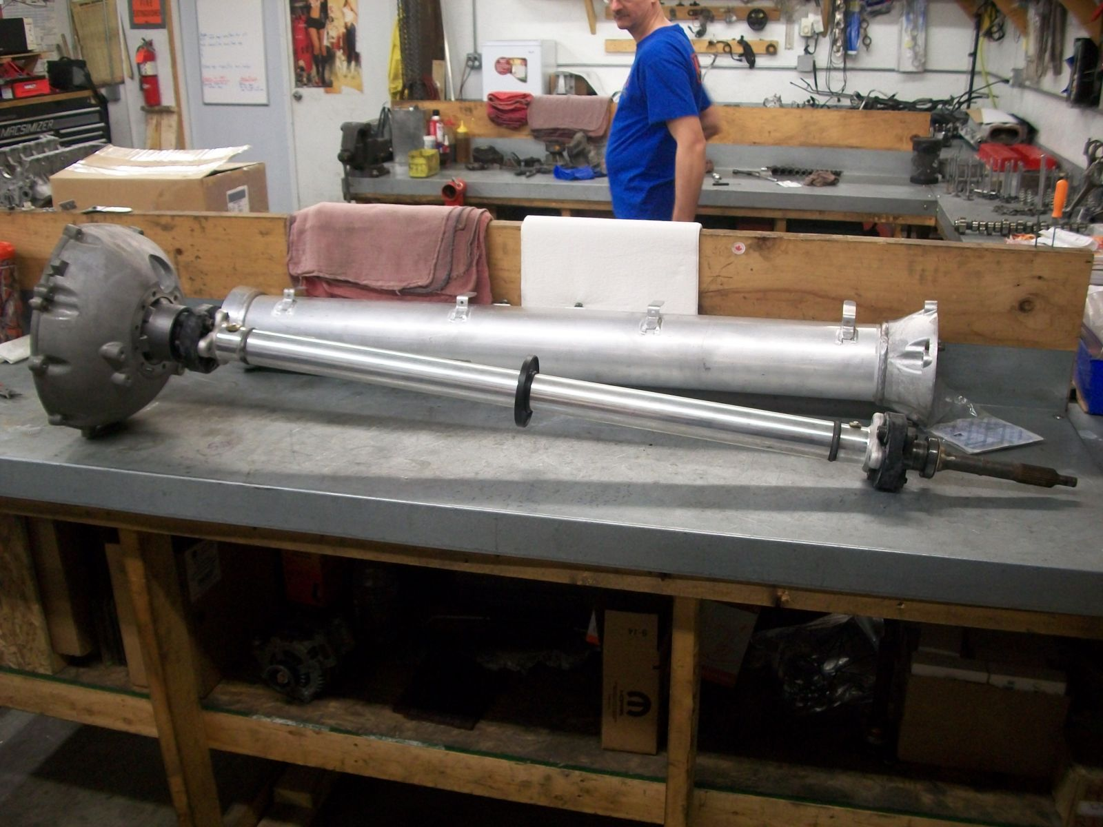 Torque Tube Archives