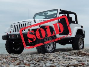 2013 Wrangler Rubicon 6.4L 470HP HEMI 6 Speed Manual Trans 15k - Call For Details