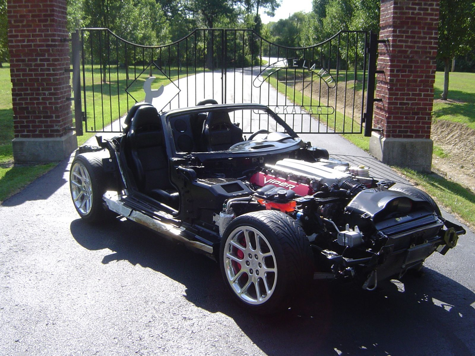 Dyno Testing Go Karts Builders and Donor Vehicles Cleveland