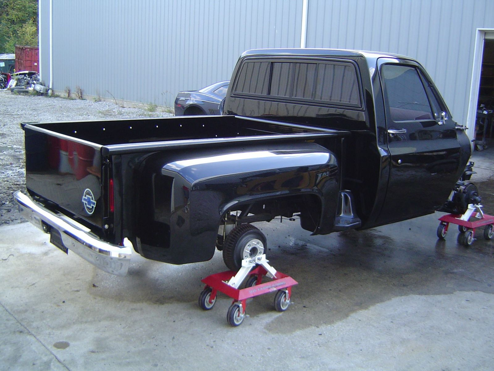 Cleveland Power And Performance >> 1978 Chevy C10 Restomod with LS1 Engine & Trans - Cleveland Power & Performance