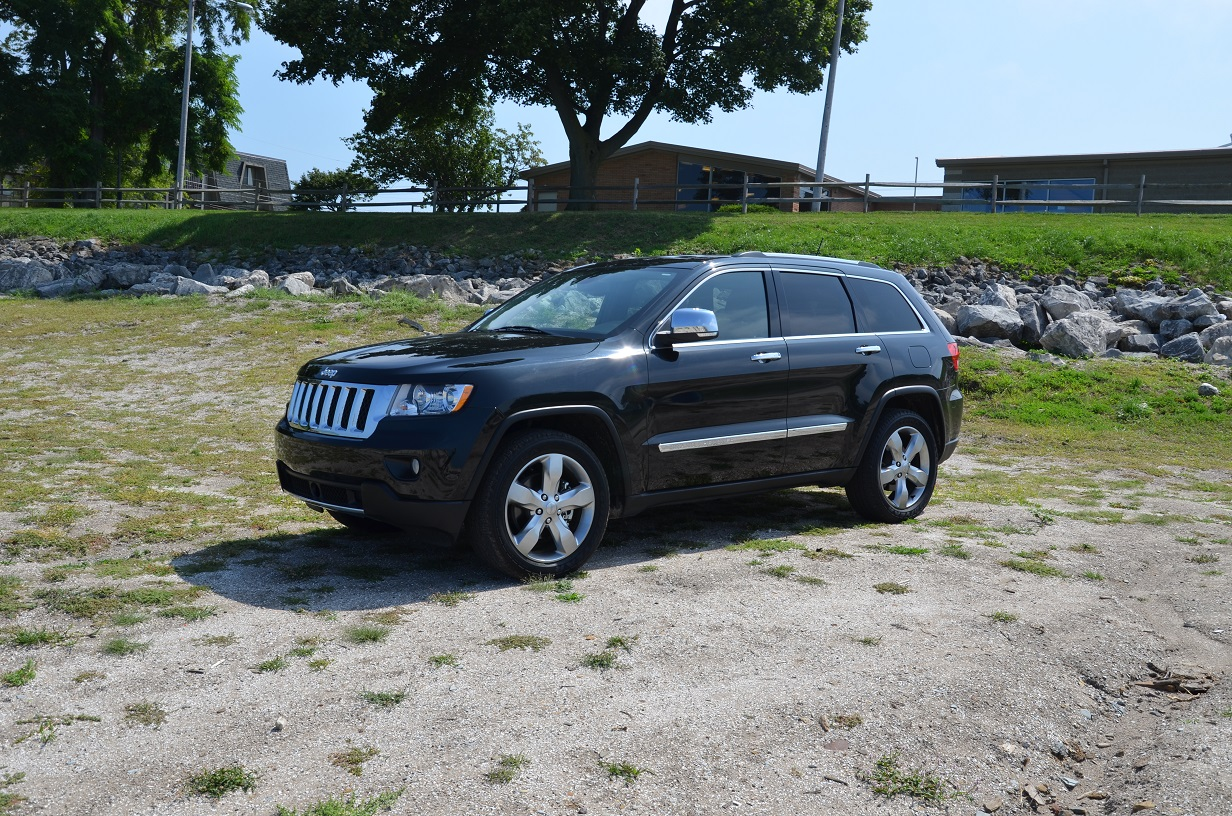 grand cherokee overland 4x4 hemi engine cleveland. Black Bedroom Furniture Sets. Home Design Ideas