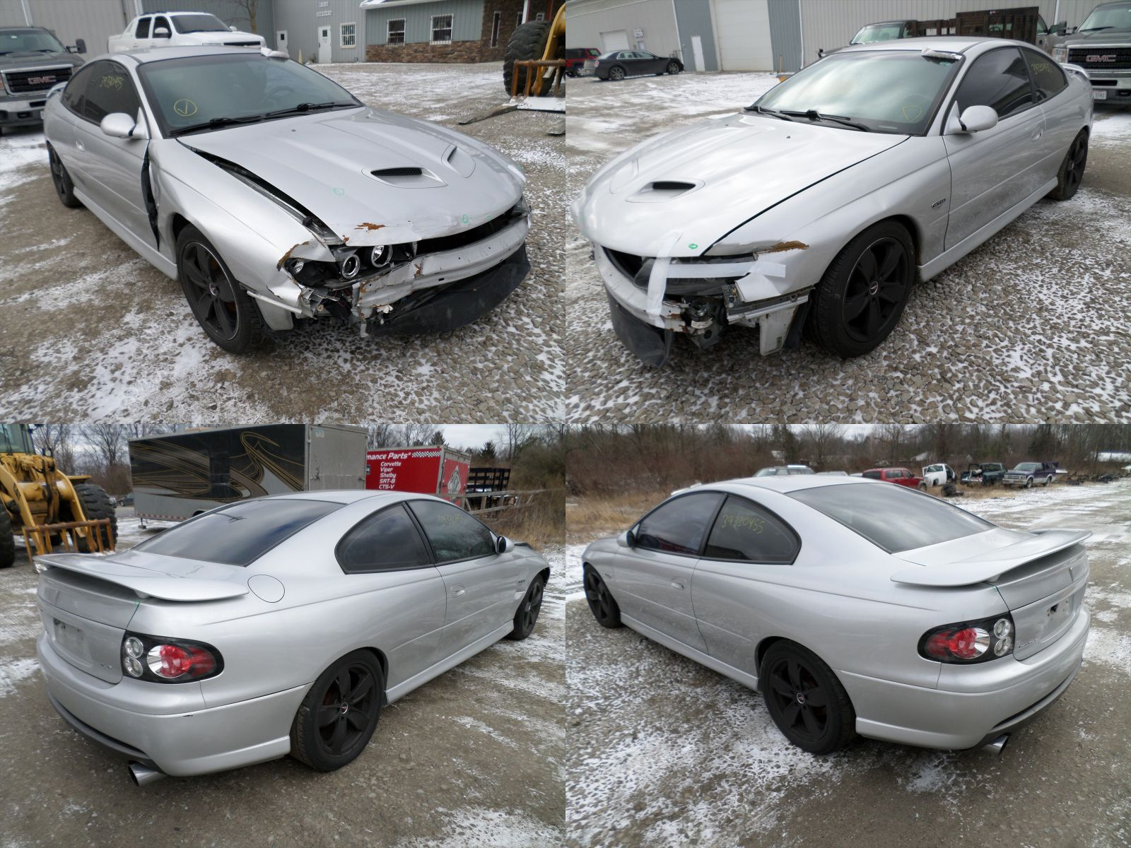 Hellcat For Sale >> 2006 Silver Pontiac GTO - Cleveland Power & Performance