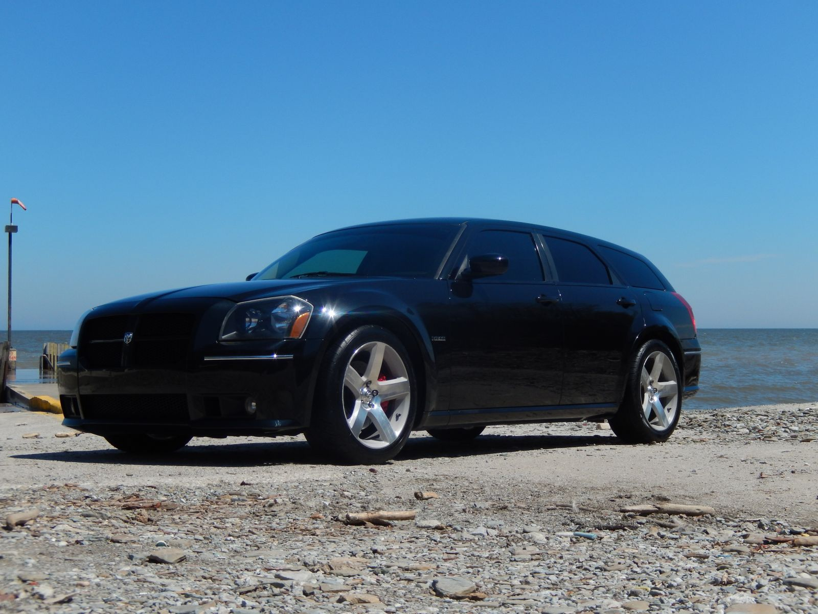 Wrecked Cars For Sale >> 2006 Dodge Magnum SRT8 6.1L HEMI 425HP 92K - Cleveland Power & Performance