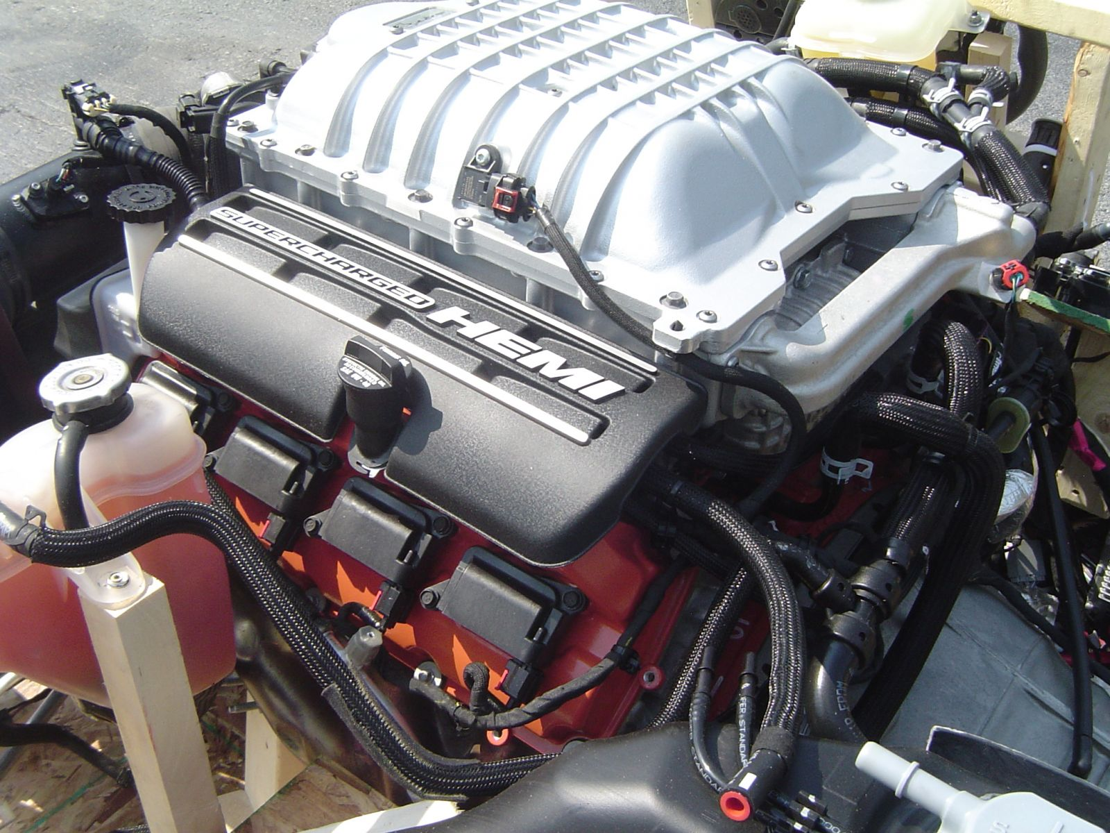 Cleveland Power And Performance >> Worlds First Hellcat Turnkey Engines! - Cleveland Power ...