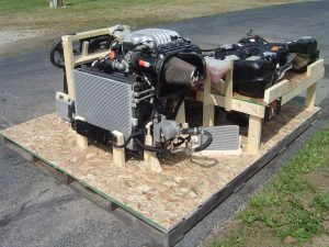 hellcat engine automatic turnkey