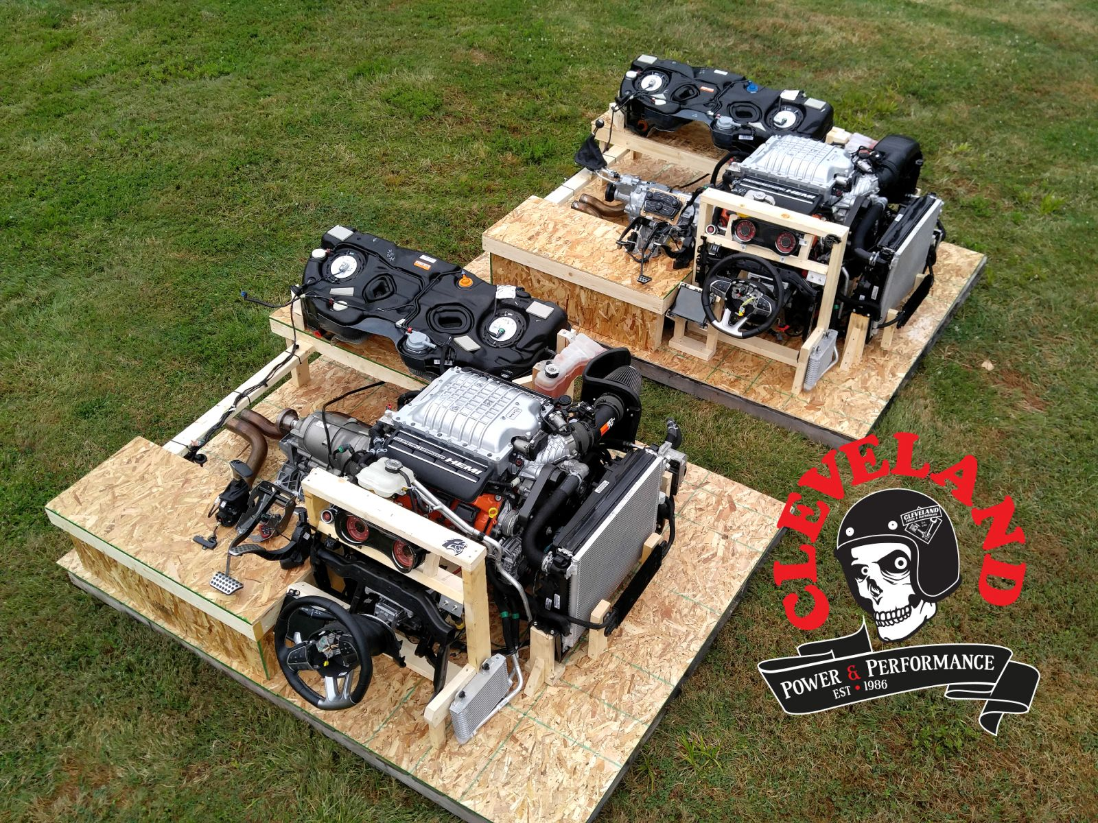 Cleveland Power And Performance >> Worlds First Hellcat Turnkey Engines Cleveland Power Performance