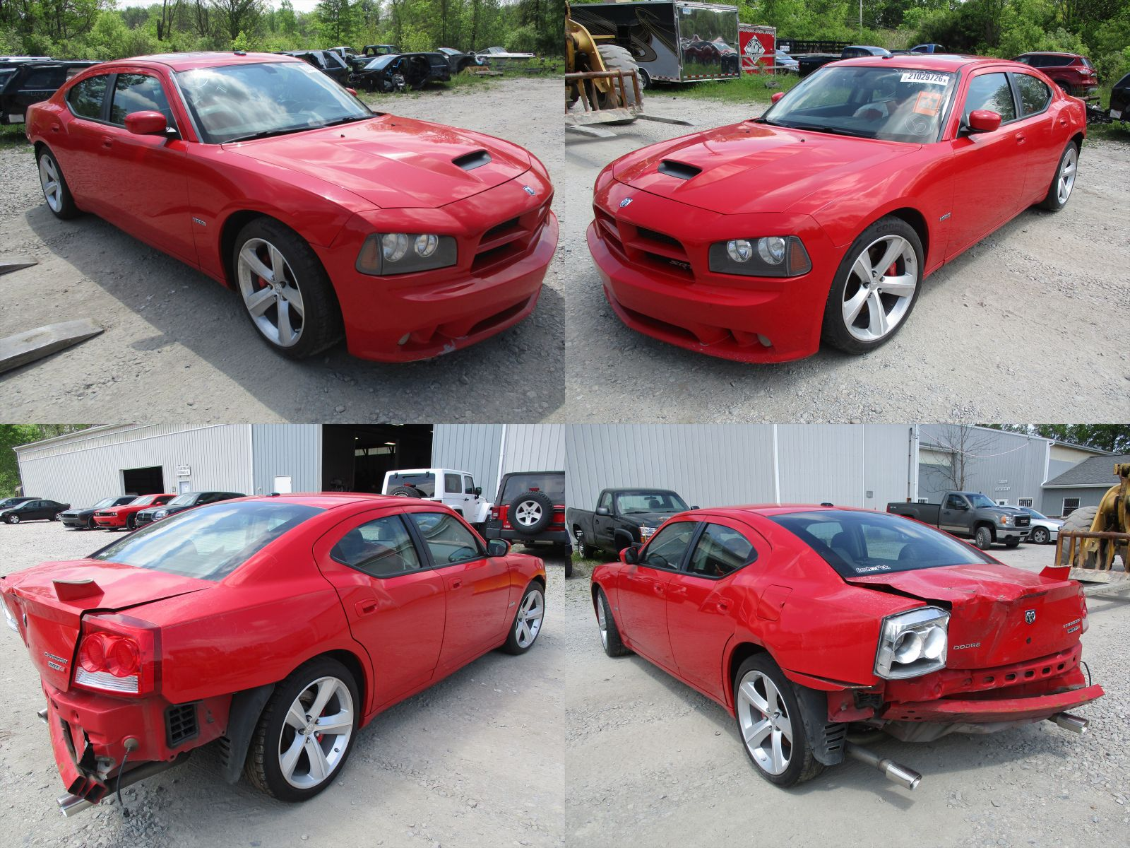 Cleveland Power And Performance >> 2009 Red Dodge Charger SRT-8 - Cleveland Power & Performance