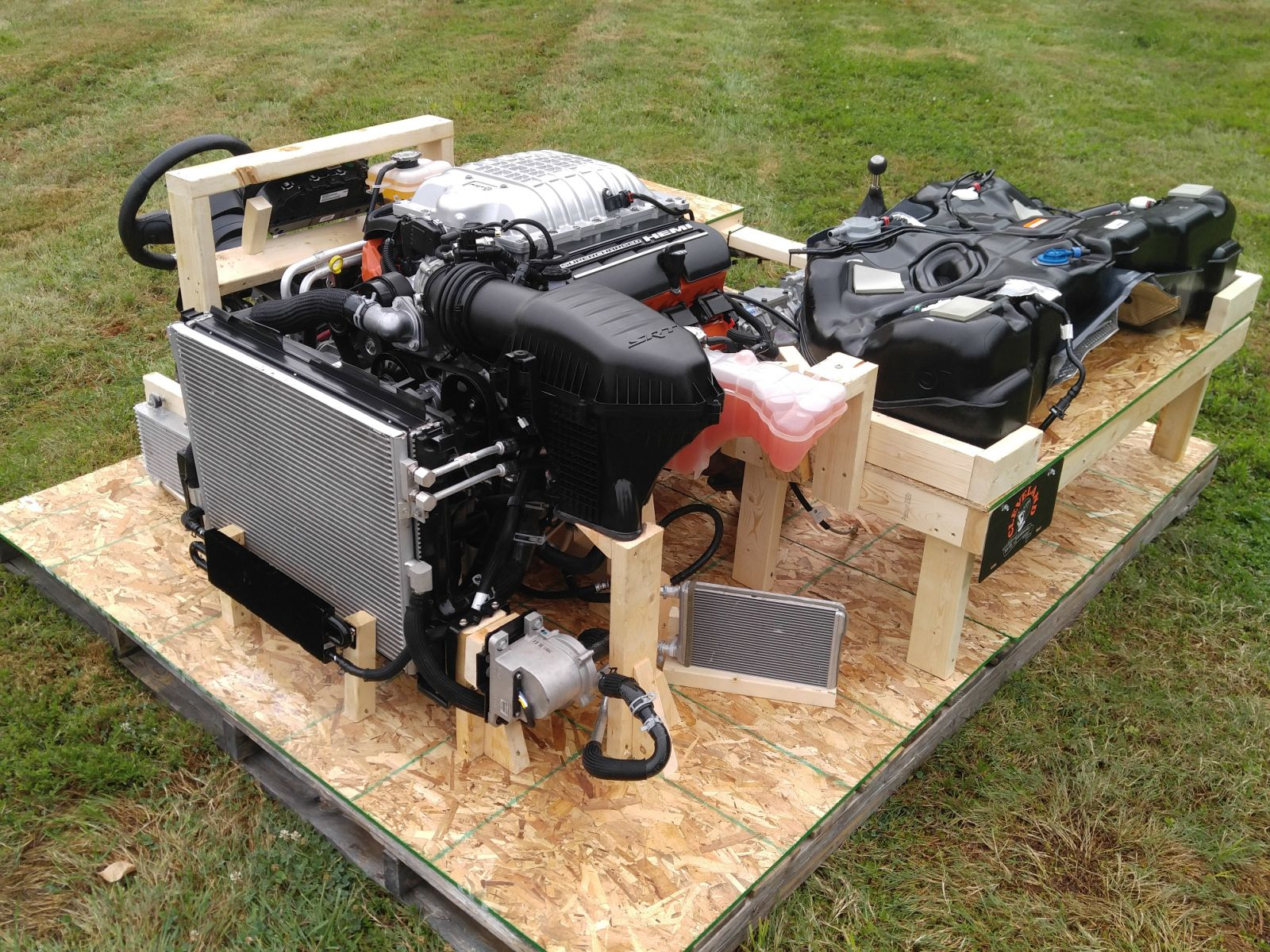 Worlds First Hellcat Turnkey Engines! - Cleveland Power ...