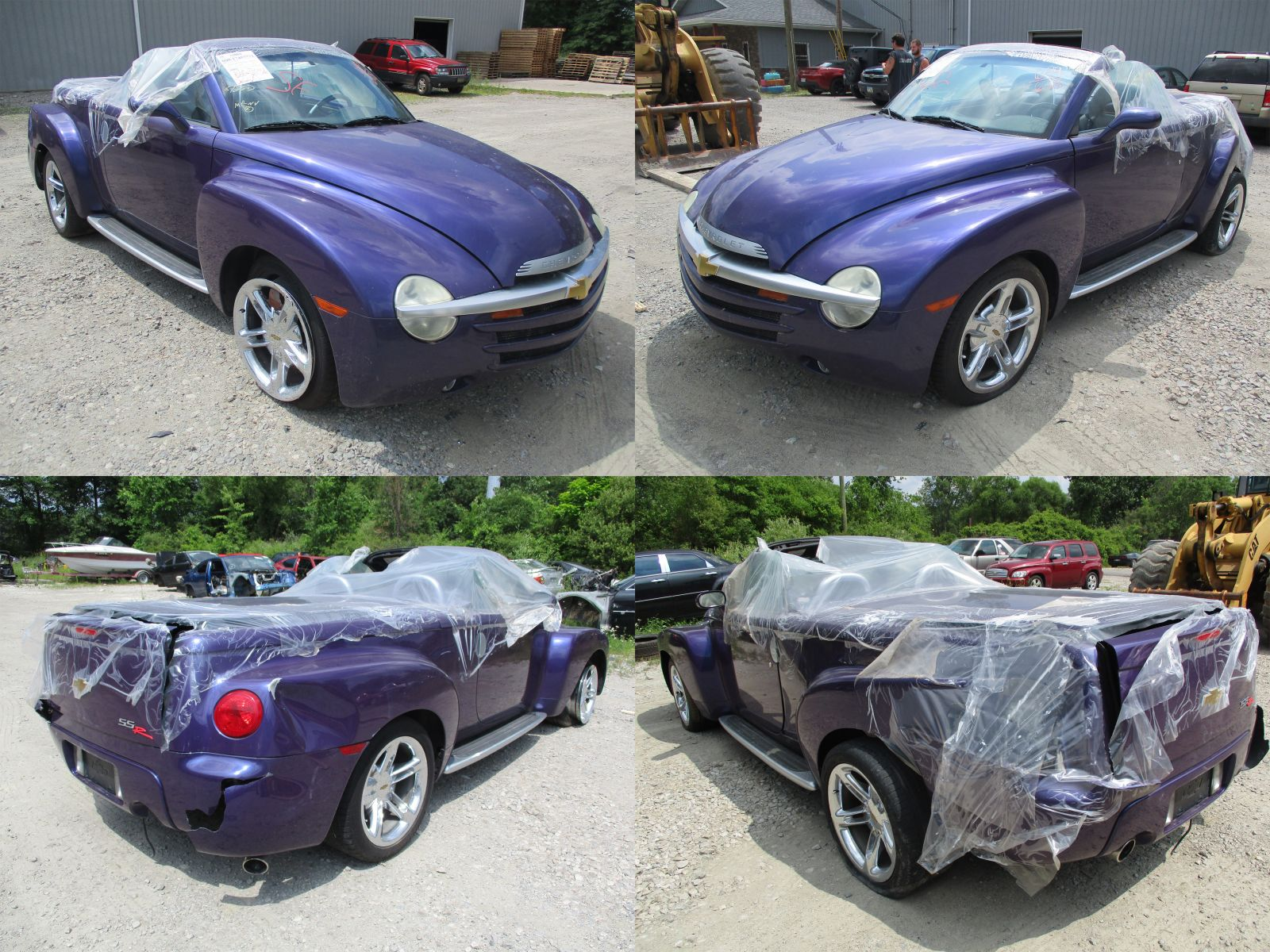 Chevrolet Ssr Archives Cleveland Power Amp Performance