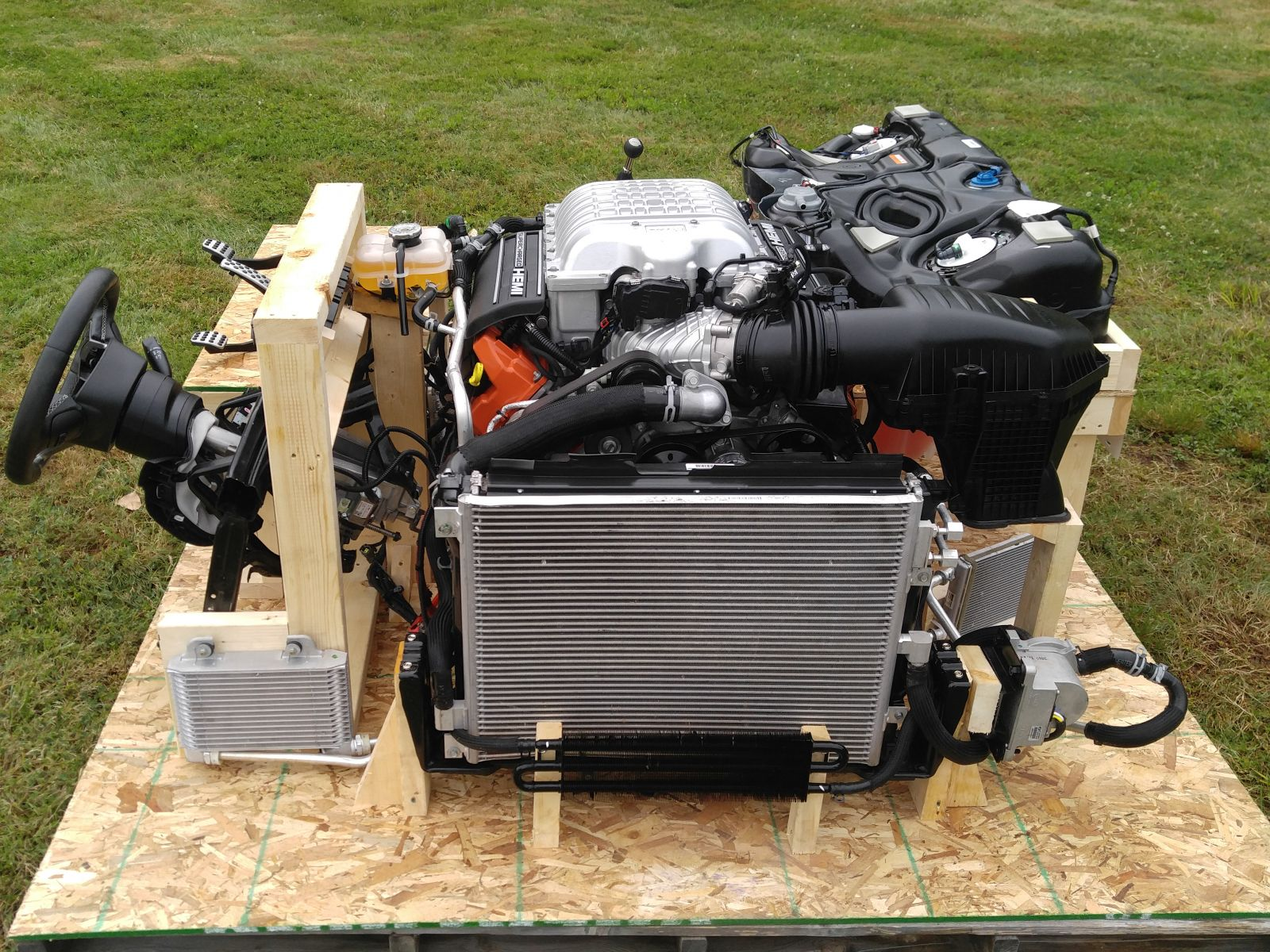 Power & performance Turnkey Engine Packages - Cleveland ...