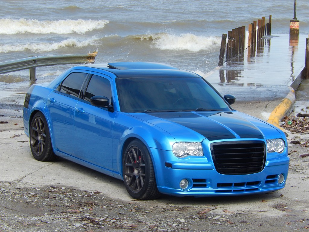B5 Blue 2010 300c Srt 8 Manual Trans Conversion