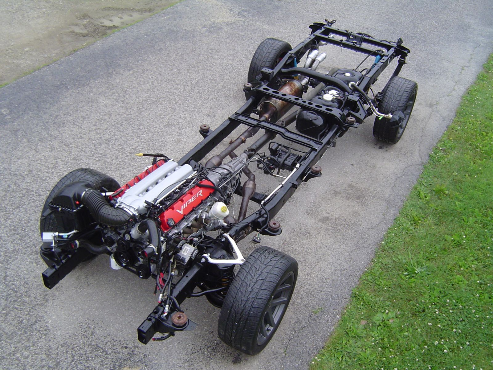 Power Amp Performance Rolling Chassis Packages Cleveland