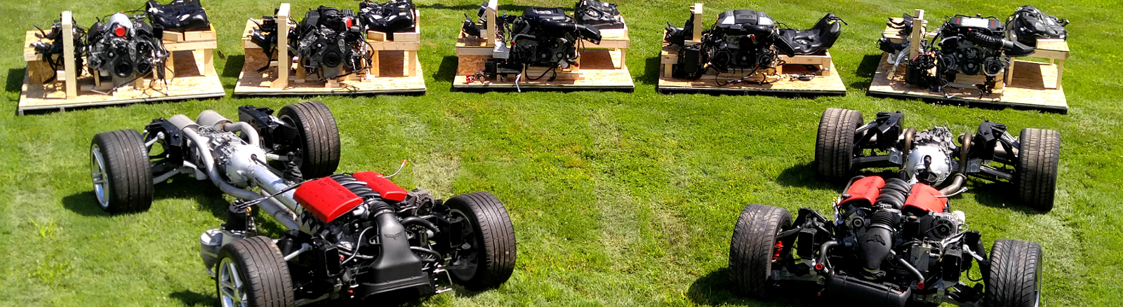 Chassis' & Drivelines