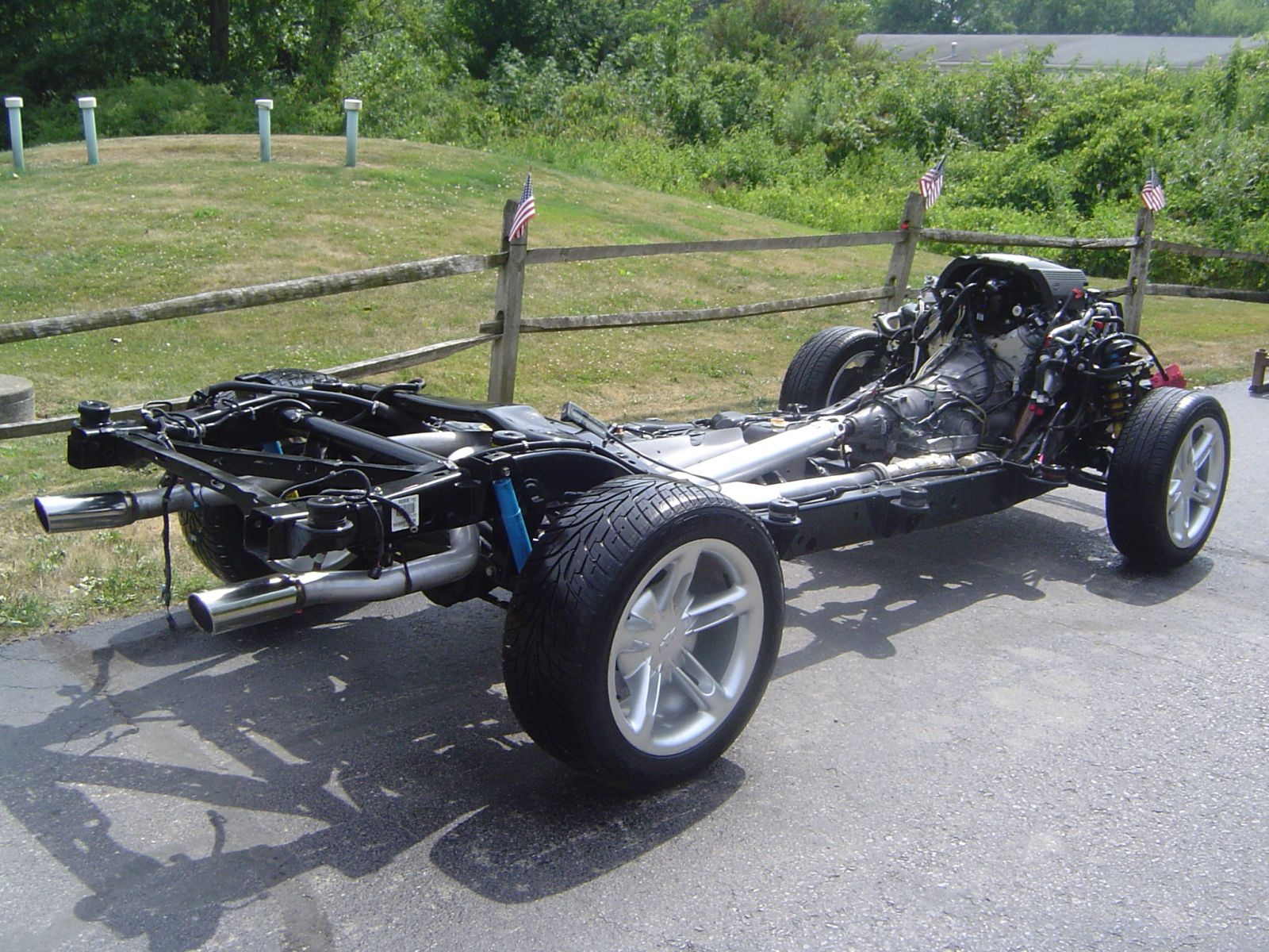 Power & Performance Rolling Chassis Packages - Cleveland Power ...