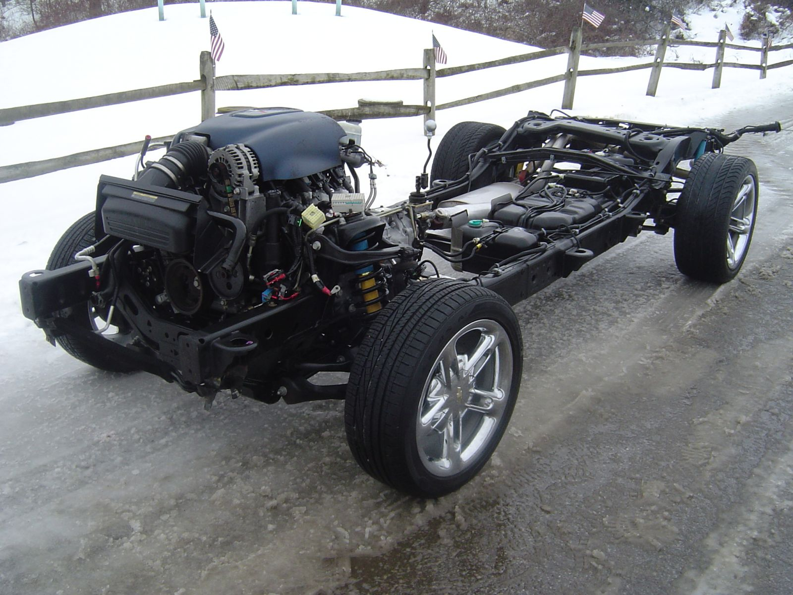 Power & Performance Rolling Chassis Packages - Cleveland ...