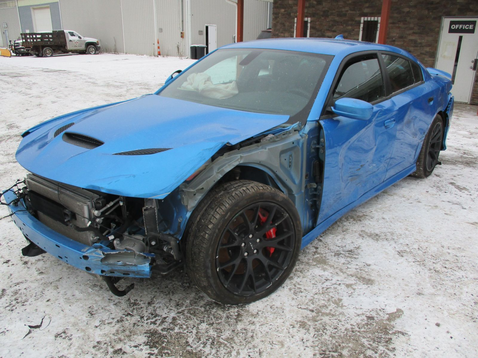Cleveland Power And Performance >> 2016 B5 Blue Dodge Charger SRT Hellcat - Cleveland Power ...