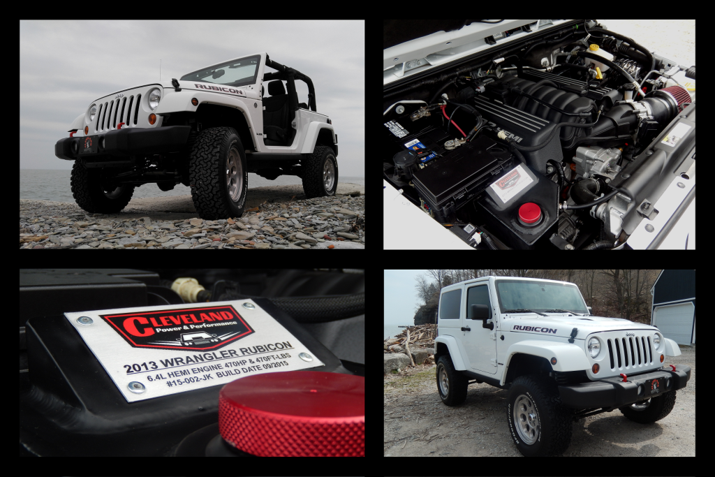 Jeep Wrangler Rubicon 2013 6 4l 470hp Hemi 6 Speed Manual Trans