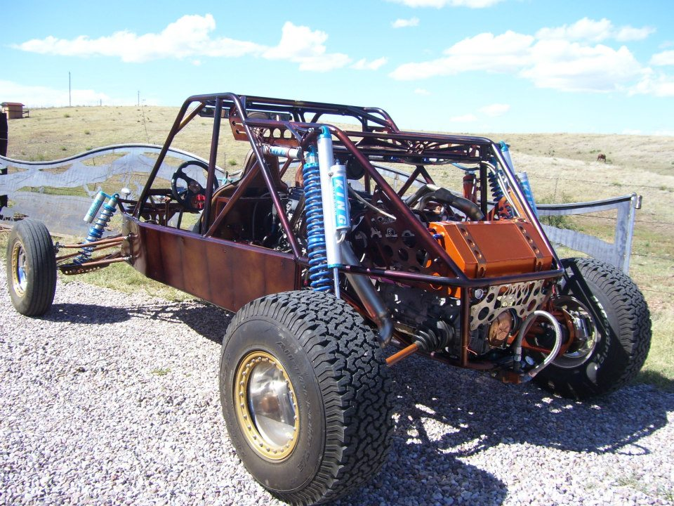 corvette ls1 swapped rail buggy