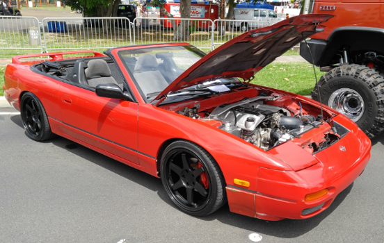 LS1 SWAPPED NISSAN 240SX