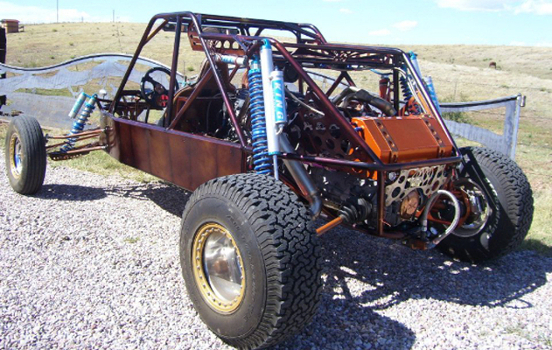 corvette ls1 swap rail buggy