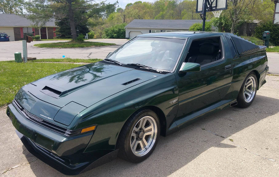 1989 conquest ls1 swap