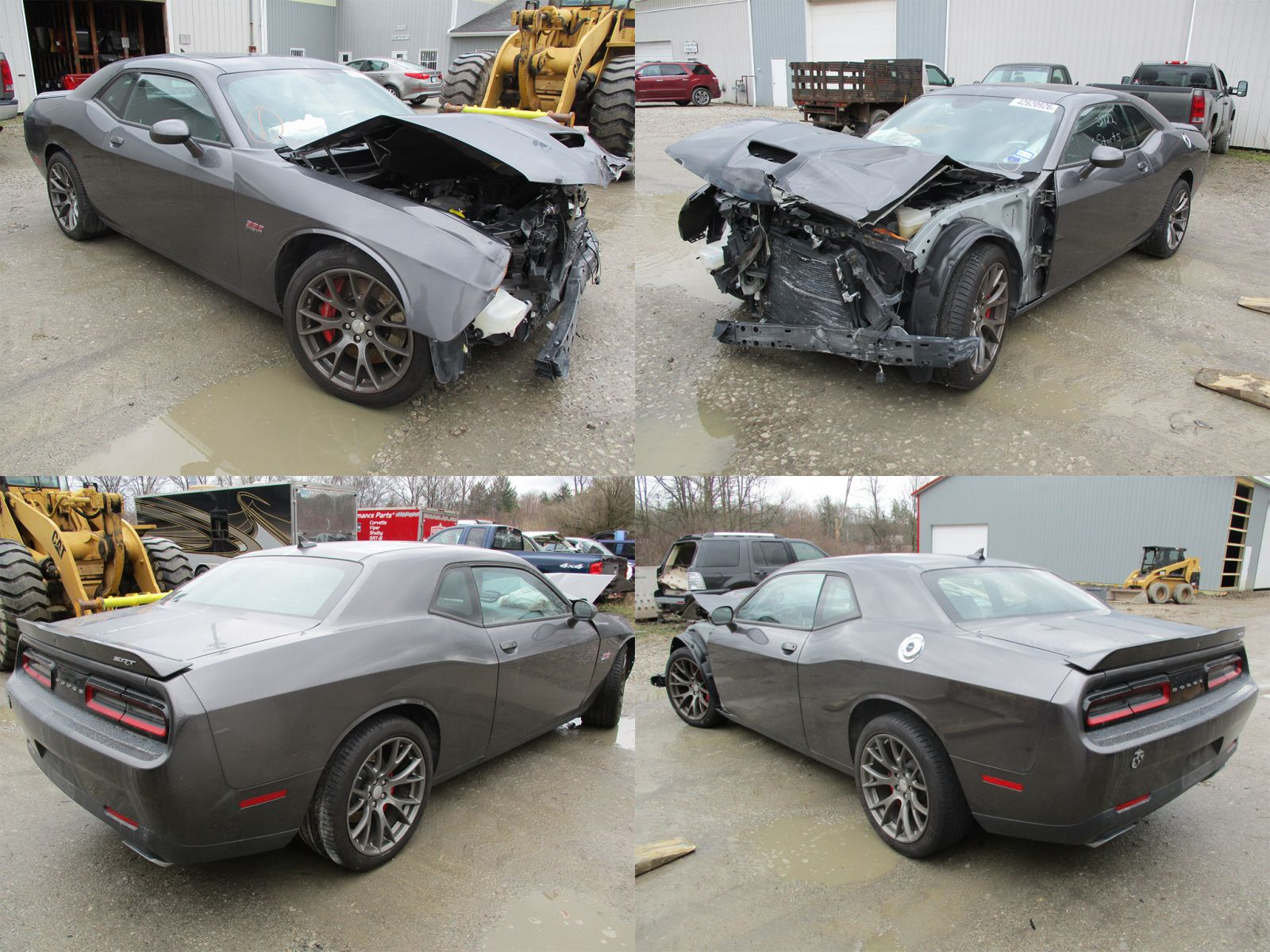 Cleveland Power And Performance >> 2015 Gray Dodge Challenger SRT-8 392 - Cleveland Power ...