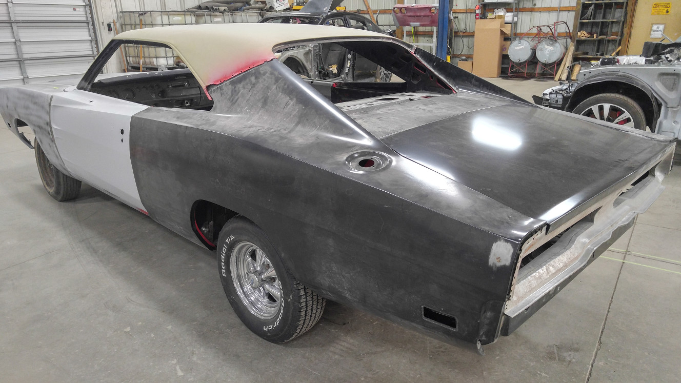 69 Dodge Charger Hellcat Gallery Cleveland Power