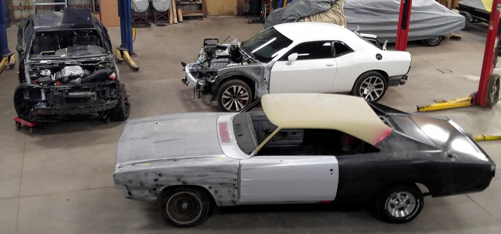Go Karts Cleveland >> Restomod and Custom Auto Fabrication - Cleveland PAP