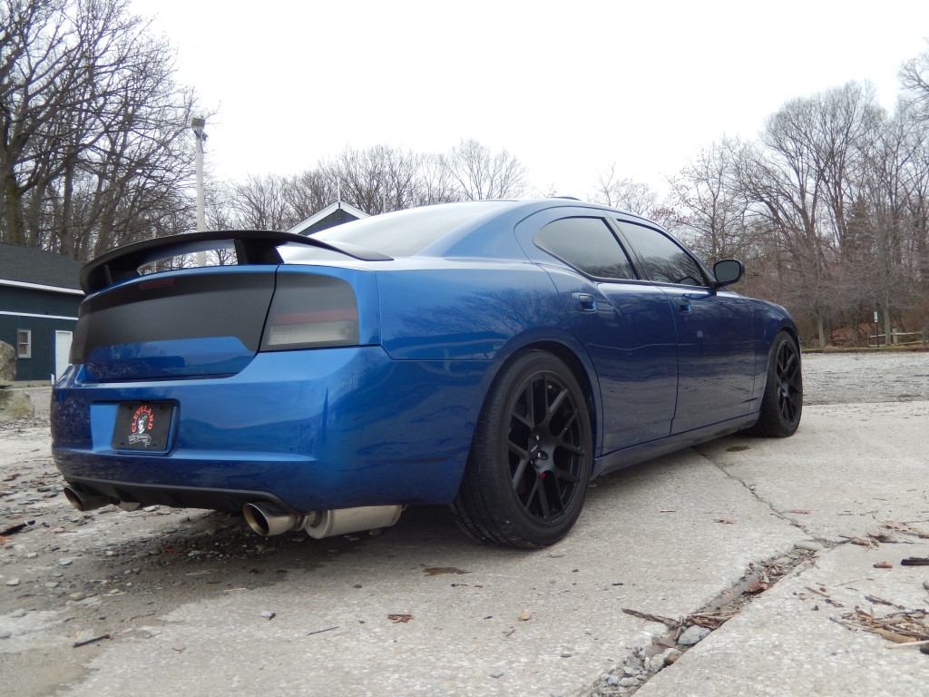 Dodge Charger Srt 8 Manual Trans Conversion Cleveland