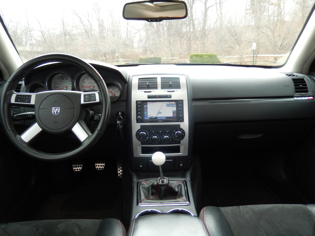 Dodge Charger SRT-8 Manual Trans Conversion - Cleveland