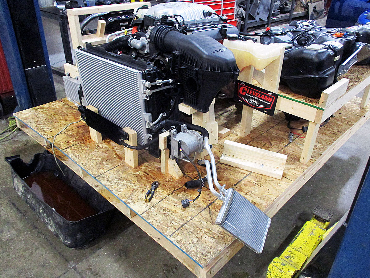 Turn Key Running Engine Transmission Pallet How We Ship Pull Start Wiring Next The Fuel Pumps Inspect All Make Sure Connections Are Good On Plugs Included Parts And Accessories Placed
