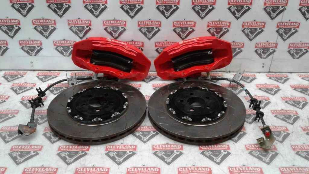 Dodge Charger Amp Challenger Hellcat Front Brembo Calipers