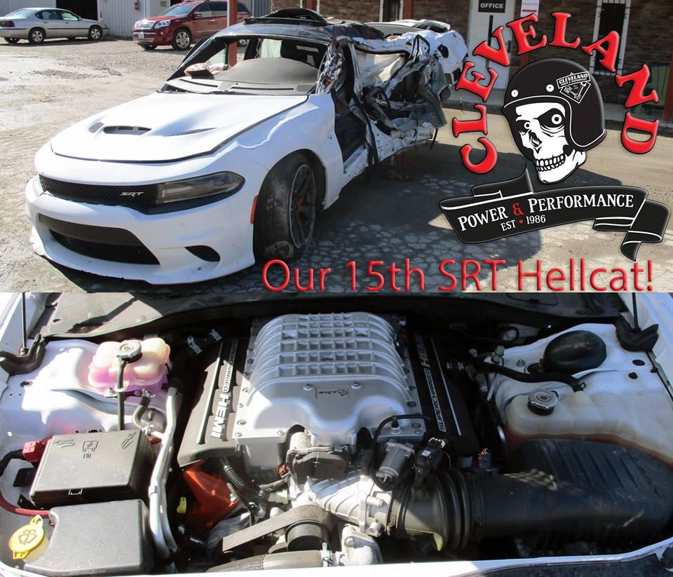 Hellcat 14 2016 Dodge Charger Srt Automatic Transmission 4k Miles