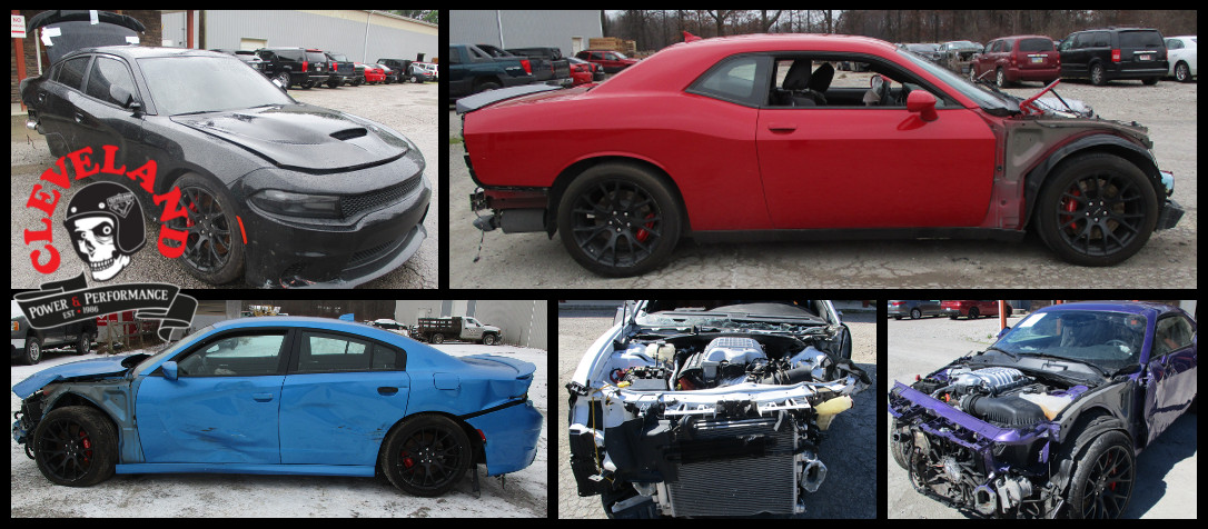 Cleveland Power And Performance >> Wrecked Hellcat Cleveland Power Performance