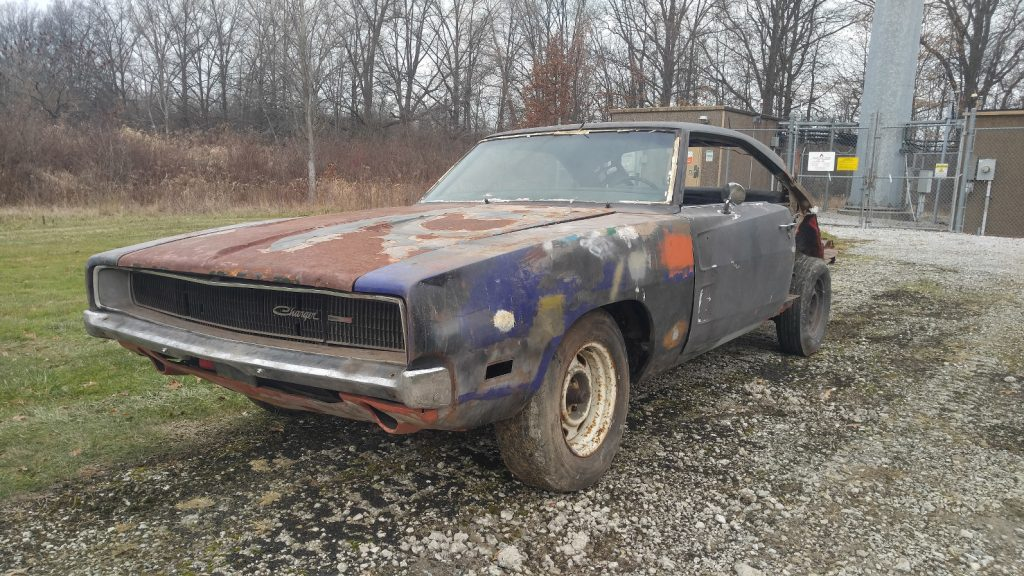 1969 Dodge Charger Restoration Project - Cleveland Power & Performance