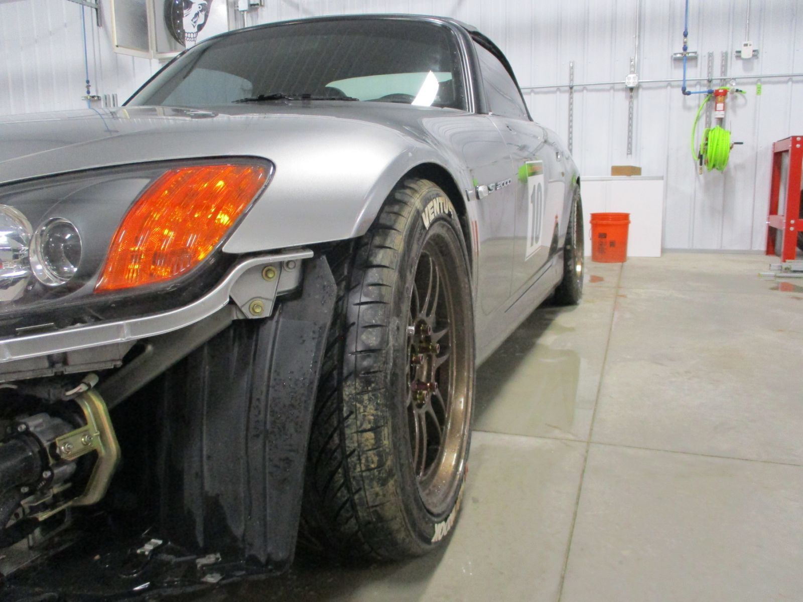 2001 Honda S2000 Paint And Body - Cleveland Power & Performance