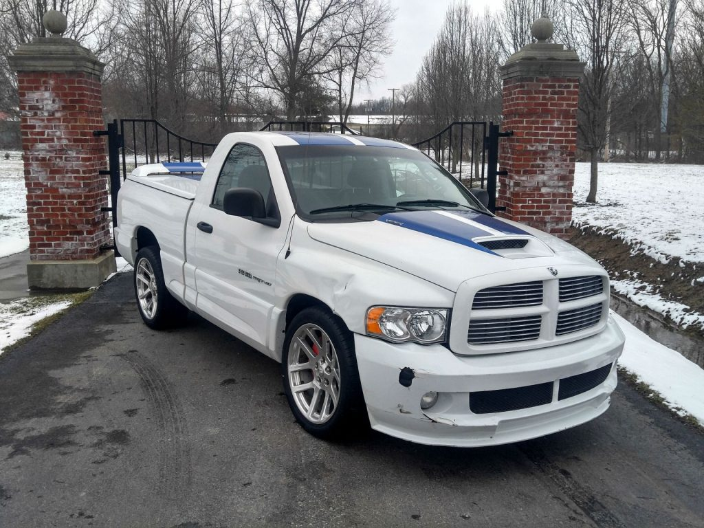 Cleveland And Performance Is Proud To Present This Lightly Hit Commemorative Edition 2005 Dodge Ram Srt 10 Standard Cab Truck One Of