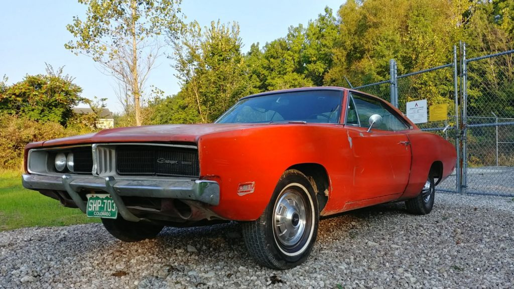 1969 Dodge Charger 383 727 Auto Trans Cleveland Power Performance