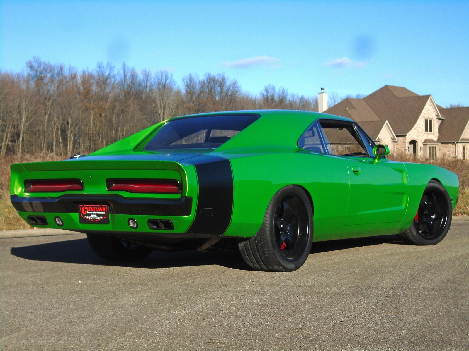 Reverence 1969 Dodge Charger Hellcat Cleveland Power