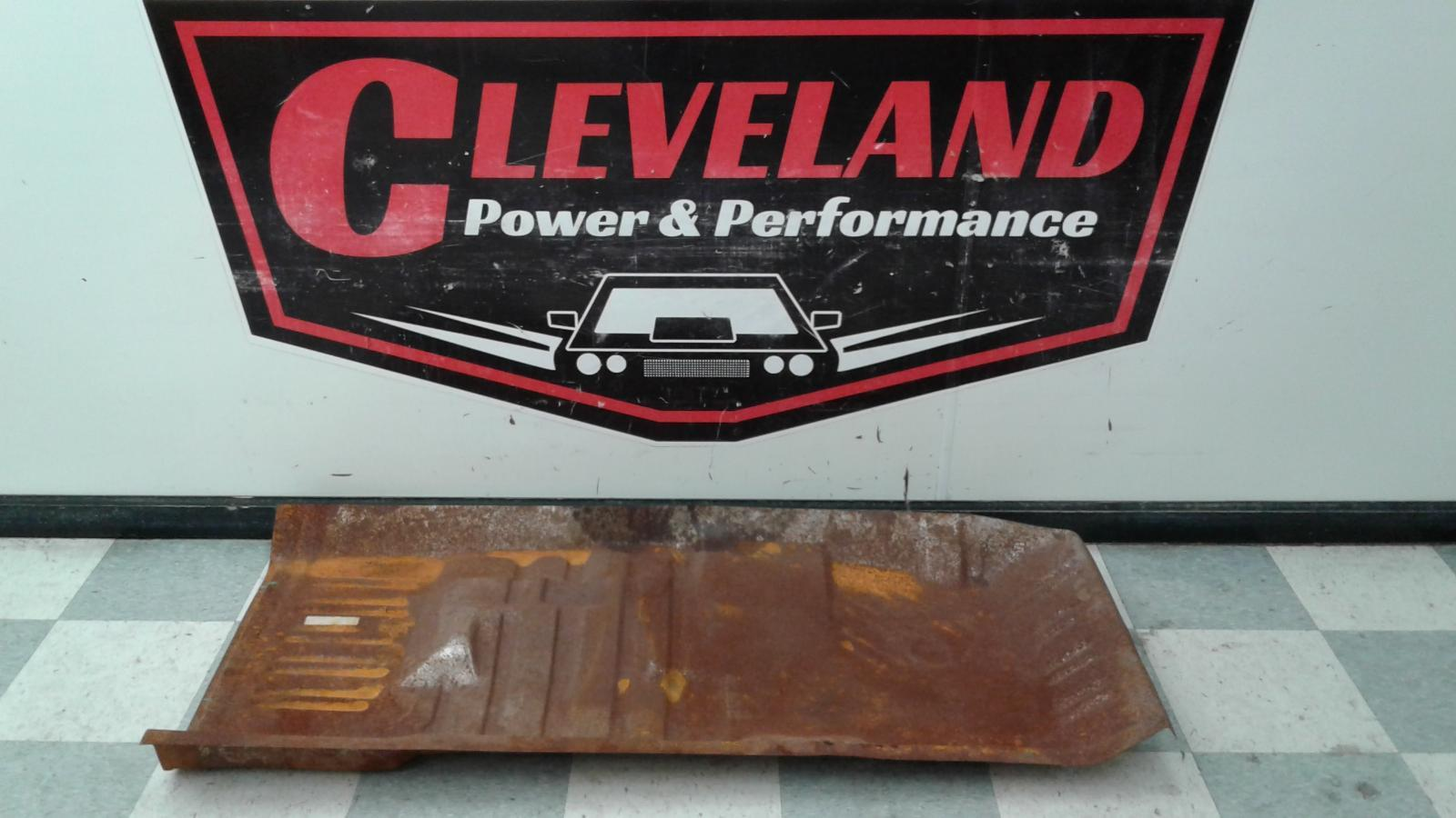 1969 69 Charger Mopar B Body Floor Pan Hatch Panel