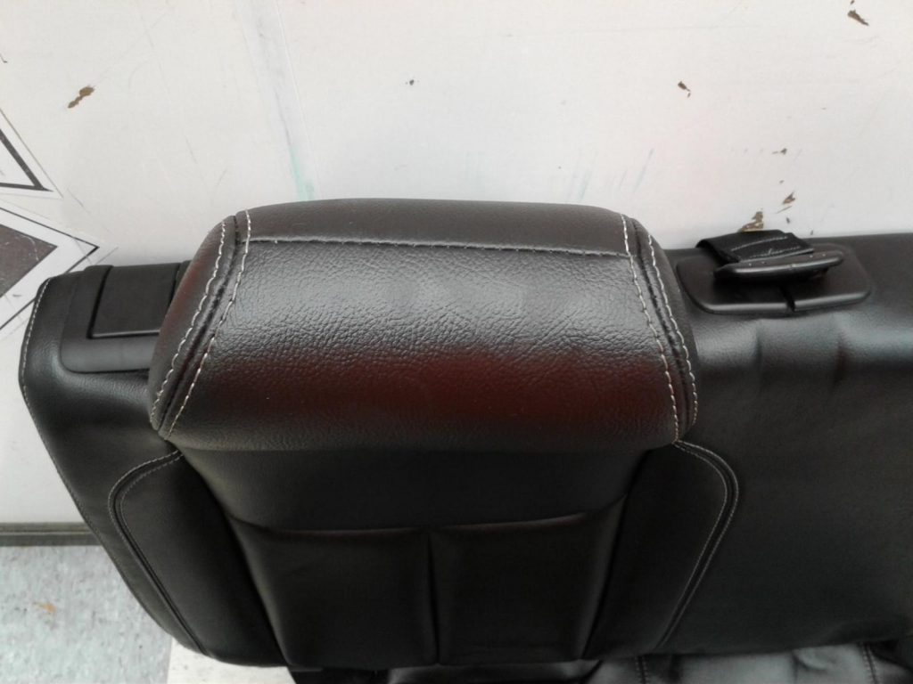 2014 Jeep Wrangler Rubicon OEM Front & Rear Seats Leather