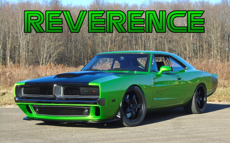 Reverence 1969 Charger hellcat restomod