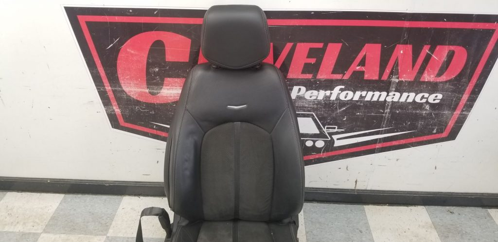 Cadillac Cts V Used >> 2013 13 Cadillac CTS-V Coupe OEM Front & Rear Seats Leather Heated Memory BLOWN - Cleveland ...